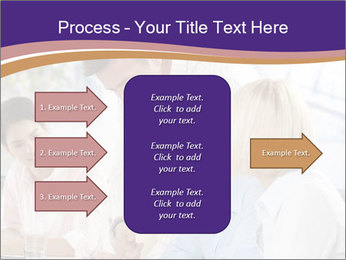 Young businesspeople PowerPoint Templates - Slide 85