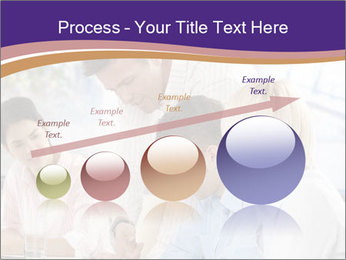 Young businesspeople PowerPoint Templates - Slide 87