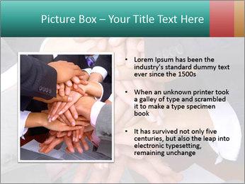 Teamwork PowerPoint Template - Slide 13