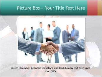 Teamwork PowerPoint Template - Slide 15