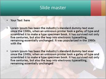 Teamwork PowerPoint Template - Slide 2