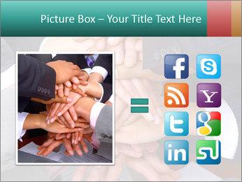 Teamwork PowerPoint Template - Slide 21