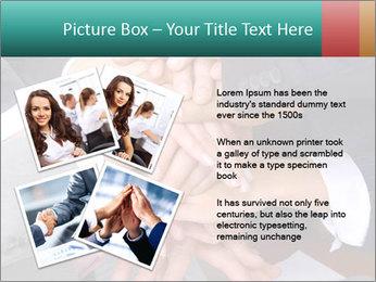 Teamwork PowerPoint Template - Slide 23