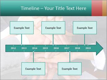 Teamwork PowerPoint Template - Slide 28