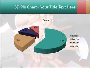 Teamwork PowerPoint Template - Slide 35