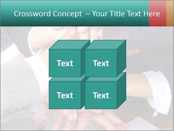Teamwork PowerPoint Template - Slide 39