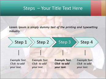 Teamwork PowerPoint Template - Slide 4