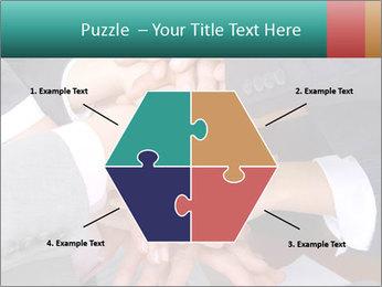 Teamwork PowerPoint Template - Slide 40