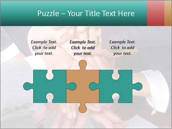 Teamwork PowerPoint Template - Slide 42