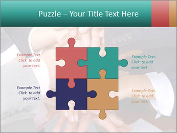 Teamwork PowerPoint Template - Slide 43