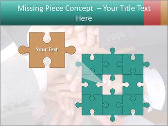 Teamwork PowerPoint Template - Slide 45