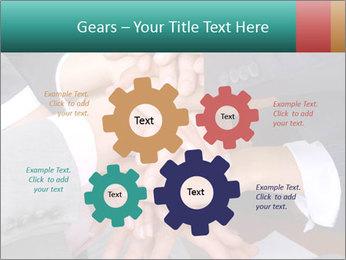 Teamwork PowerPoint Template - Slide 47