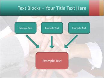 Teamwork PowerPoint Template - Slide 70