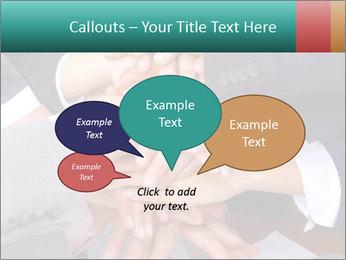 Teamwork PowerPoint Template - Slide 73