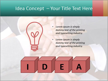 Teamwork PowerPoint Template - Slide 80