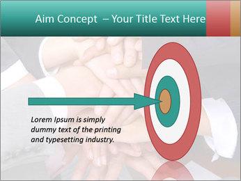 Teamwork PowerPoint Template - Slide 83