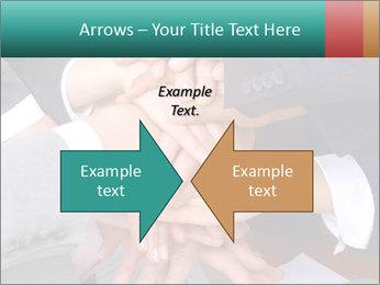 Teamwork PowerPoint Template - Slide 90