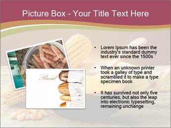 Maize flour PowerPoint Template - Slide 20