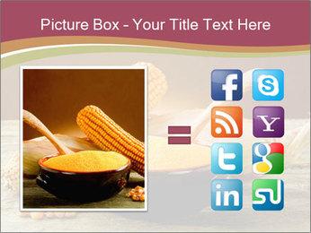 Maize flour PowerPoint Template - Slide 21