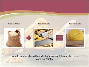 Maize flour PowerPoint Template - Slide 22