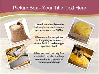 Maize flour PowerPoint Template - Slide 24
