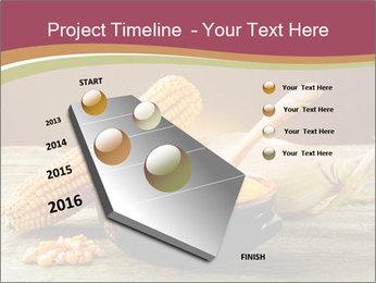 Maize flour PowerPoint Template - Slide 26