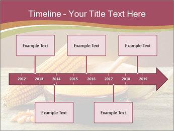 Maize flour PowerPoint Template - Slide 28