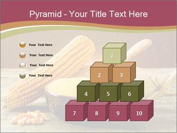 Maize flour PowerPoint Template - Slide 31