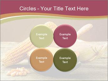 Maize flour PowerPoint Template - Slide 38