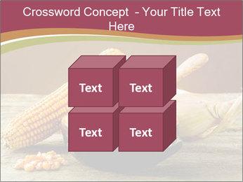 Maize flour PowerPoint Template - Slide 39
