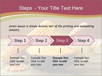 Maize flour PowerPoint Template - Slide 4
