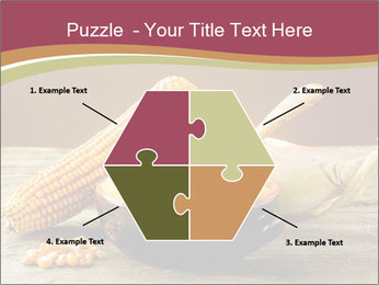 Maize flour PowerPoint Template - Slide 40