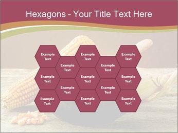Maize flour PowerPoint Template - Slide 44