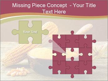 Maize flour PowerPoint Template - Slide 45