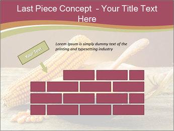 Maize flour PowerPoint Template - Slide 46