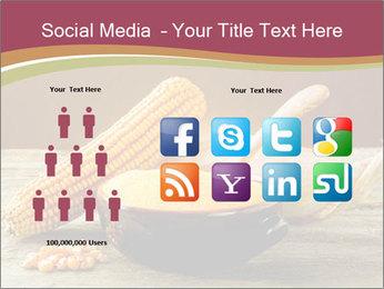 Maize flour PowerPoint Template - Slide 5