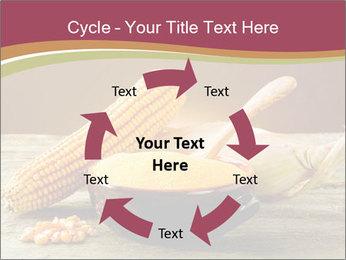 Maize flour PowerPoint Template - Slide 62