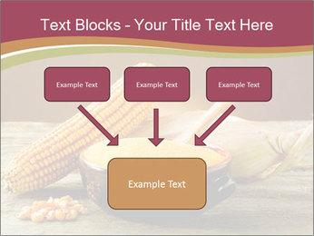 Maize flour PowerPoint Template - Slide 70