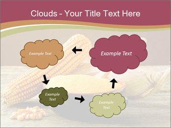 Maize flour PowerPoint Template - Slide 72