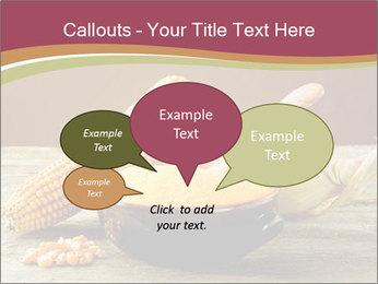 Maize flour PowerPoint Template - Slide 73