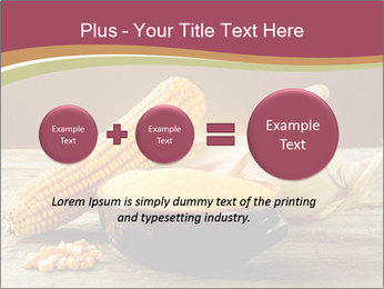 Maize flour PowerPoint Template - Slide 75