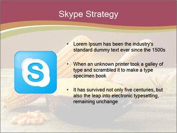 Maize flour PowerPoint Template - Slide 8