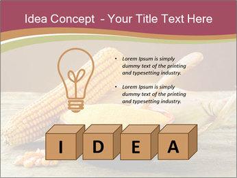 Maize flour PowerPoint Template - Slide 80