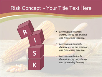Maize flour PowerPoint Template - Slide 81