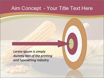Maize flour PowerPoint Template - Slide 83