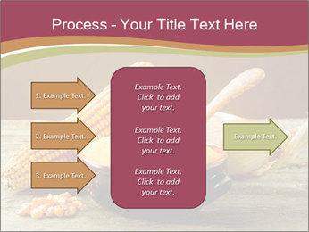Maize flour PowerPoint Template - Slide 85