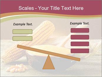 Maize flour PowerPoint Template - Slide 89