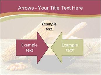 Maize flour PowerPoint Template - Slide 90