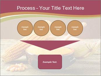 Maize flour PowerPoint Template - Slide 93