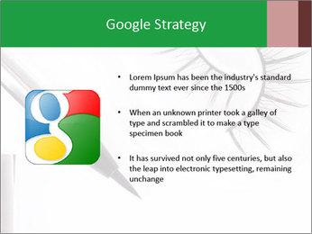 Set of eyelashes PowerPoint Template - Slide 10